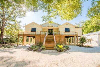 Summerdale Single Family Home For Sale: 18031 River Road