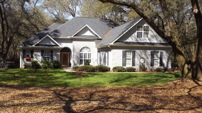 Foley Single Family Home For Sale: 9690 Sherman Rd