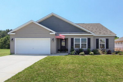 Gulf Shores Single Family Home For Sale: 6931 Crimson Lane