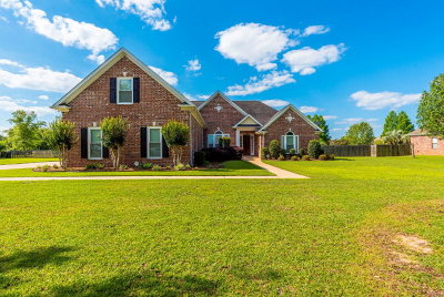 Daphne Single Family Home For Sale: 11368 County Road 54