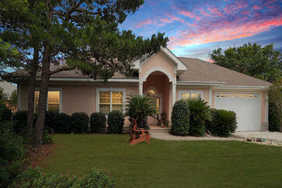 Orange Beach Single Family Home For Sale: 31433 Oak Drive