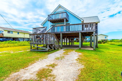 Gulf Shores Single Family Home For Sale: 489 Bernard Court