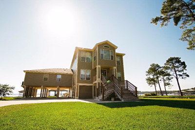 Elberta Single Family Home For Sale: 7687 Bayshore Drive