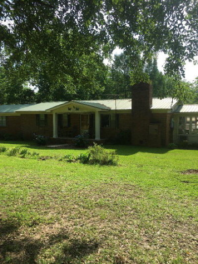 Robertsdale Single Family Home For Sale: 27498 Wilcox Road