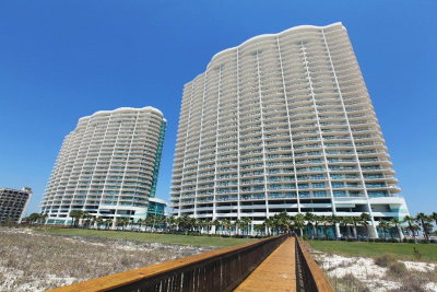 Condo/Townhouse For Sale: 26350 Perdido Beach Blvd #C1403