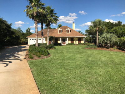 Ono Island Single Family Home For Sale: 4678 Bayou Court