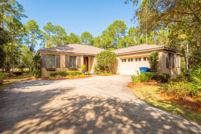 Gulf Shores Single Family Home For Sale: 1457 East Fairway Drive