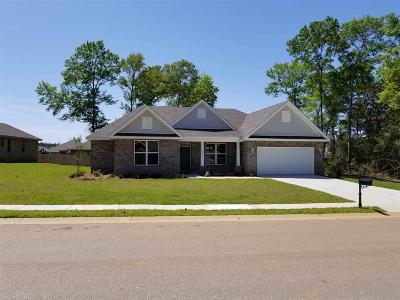 Spanish Fort Single Family Home For Sale: 12489 Squirrel Drive