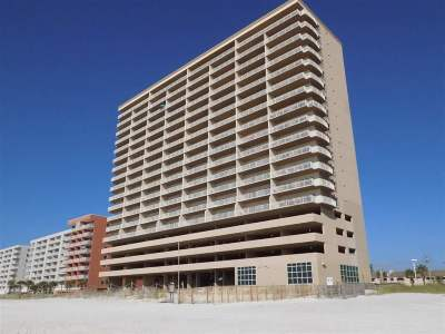 Gulf Shores Condo/Townhouse For Sale: 931 West Beach Boulevard #902