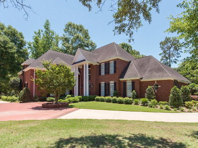 Daphne Single Family Home For Sale: 9170 Timbercreek Blvd