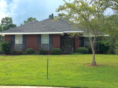 Gulf Shores Single Family Home For Sale: 764 Wedgewood Drive