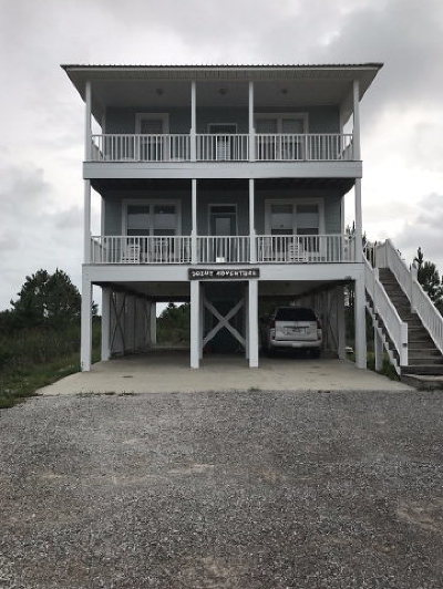 Gulf Shores Single Family Home For Sale: 729 Morgantown Blvd