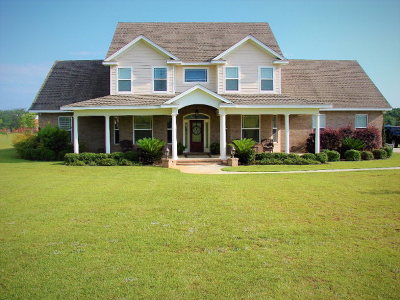 Robertsdale Single Family Home For Sale: 34314 Magnolia Farms Rd