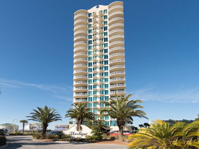 Gulf Shores Condo/Townhouse For Sale: 2000 West Beach Blvd #802