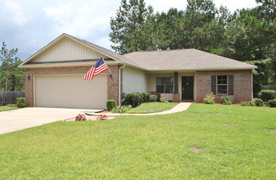Single Family Home For Sale: 27326 Elise Court