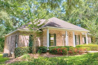 Fairhope Single Family Home For Sale: 14 Greenbrier Lane