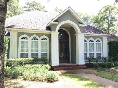 Daphne Single Family Home For Sale: 9221 Timbercreek Blvd