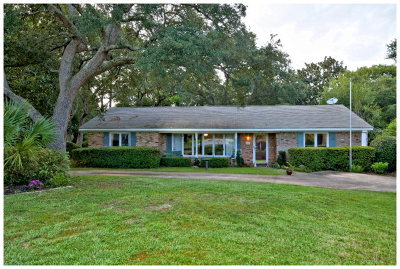 Gulf Shores Golf Club, Gulf Shores Golf Club Estates Single Family Home For Sale: 608 Forestwood Drive