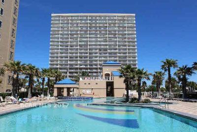 Crystal Tower Condo/Townhouse For Sale: 1010 West Beach Boulevard #205