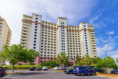 Gulf Shores Condo/Townhouse For Sale: 527 Beach Club Trail #D 502