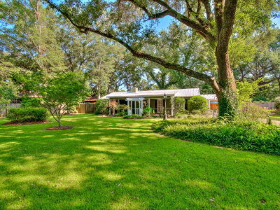 Magnolia Springs Single Family Home For Sale: 14093 Woodland Drive