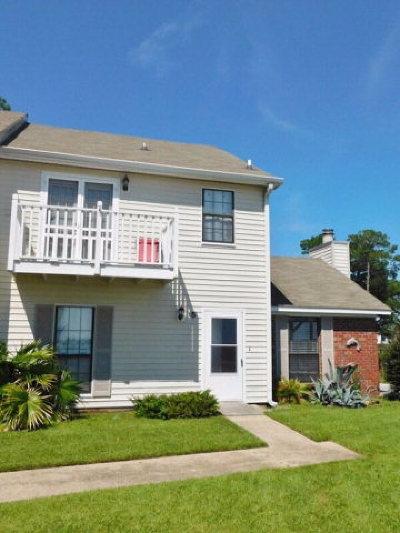 Orange Beach Condo/Townhouse For Sale: 26063 Canal Road #5-E