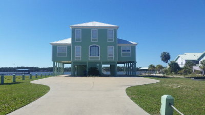 Gulf Shores Single Family Home For Sale: 416 Windmill Ridge Road
