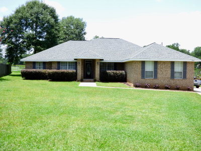 Loxley Single Family Home For Sale: 25461 Lakeland Drive