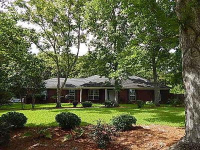 Fairhope Single Family Home For Sale: 8933 Nichols Avenue Ext.