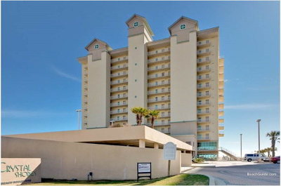 Crystal Shores Condo/Townhouse For Sale: 921 West Beach Blvd #1102