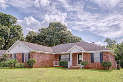 Fairhope Single Family Home For Sale: 106 Oakwood Avenue