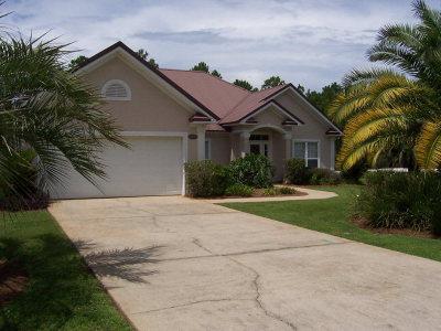 Orange Beach Single Family Home For Sale: 26266 St Lucia Drive