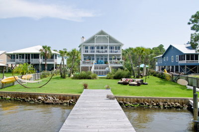 Orange Beach Single Family Home For Sale: 24401 Gulf Bay Rd
