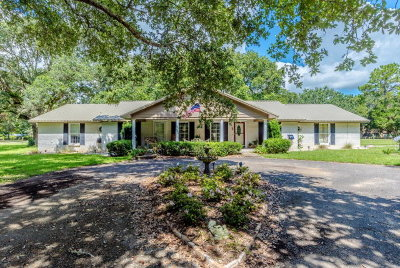 Magnolia Springs Single Family Home For Sale: 12395 Magnolia Springs Hwy