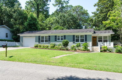 Fairhope Single Family Home For Sale: 210 Pecan Avenue