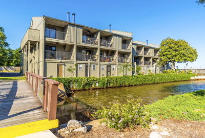 Fairhope Condo/Townhouse For Sale: 710 S Mobile Street #50