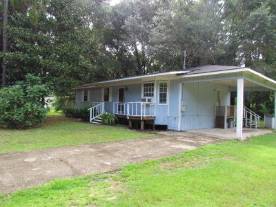 Foley Single Family Home For Sale: 22601 Hightower Dr