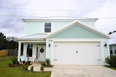 Foley Single Family Home For Sale: 8249 Carmel Circle