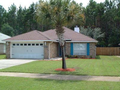 Gulf Shores Single Family Home For Sale: 3657 Ashton Court