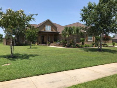 Gulf Shores Single Family Home For Sale: 4139 Augusta Drive