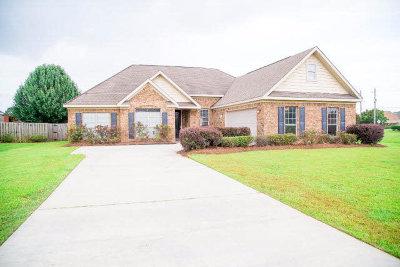 Daphne Single Family Home For Sale: 11048 Bulb Drive