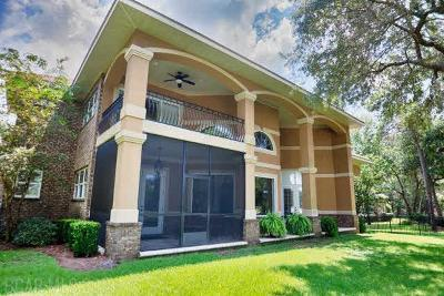 Bon Secour, Fairhope, Foley, Gulf Shores, Orange Beach, Perdido Key Single Family Home For Sale: 408 Peninsula Blvd
