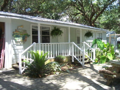 Gulf Shores Single Family Home For Sale: 1525 Knob Hill Dr