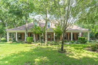 Daphne, Fairhope, Spanish Fort Single Family Home For Sale: 17340 Oakwood Trail