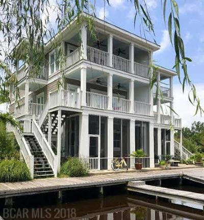 Fairhope Condo/Townhouse For Sale: 18175 Scenic Highway 98 #D2