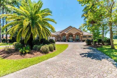 Gulf Shores Single Family Home For Sale: 605 Estates Drive