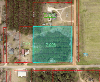 Robertsdale Residential Lots & Land For Sale: County Road 64