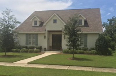 Fairhope Single Family Home For Sale: 7143 Penbridge Avenue