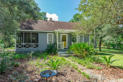 Bon Secour, Daphne, Fairhope, Foley, Magnolia Springs Single Family Home For Sale: 14220 River Oaks Drive