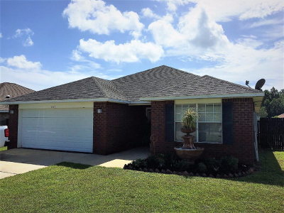 Gulf Shores Single Family Home For Sale: 3663 Jordan Court